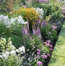 how to make garden beds and borders
