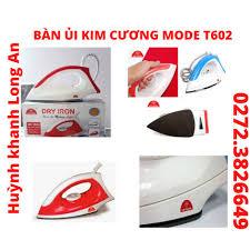 BÀN ỦI KIM CƯƠNG MODE T602 (220W)