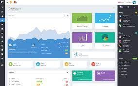 8 new bootstrap admin templates azmind