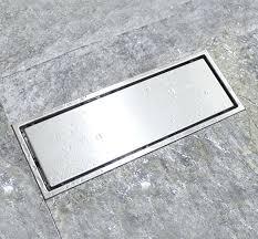 shower drain size shower drain stainless steel deodorization and anti blocking rectangular floor shower drain size shower drain size