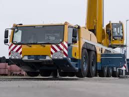 Demag Ac 300 6 All Terrain Crane Construction Equipment