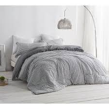 bright idea grey and white comforter set queen bedroom sets gray lotus in bed bath