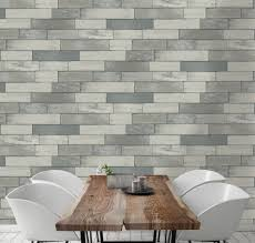 K2 Silver Effect Wood Panel Metallic Effect Wallpaper | Departments | DIY  at B&Q