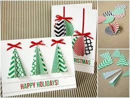 Best 25 Easy Christmas Cards Ideas On Pinterest  Diy Christmas Card Making Ideas Christmas
