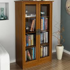 bookcases glass doorookcases for oakarristerookcase with doors on craigslist cherry altra aaron lane bookcase