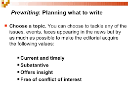 editorial writing  understanding the writing process 18