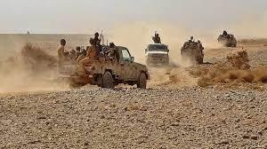 الجيش اليمني يستعيد مواقع استراتيجة جنوبي مأرب   مرصد الشرق الاوسط و شمال  افريقيا