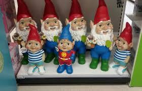 asda garden gnomes gnomes