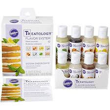 Wilton Treatology Flavor System Infuse Gourmet Flavors Into