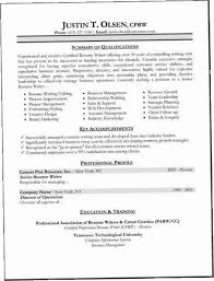 Resumes Formats Gorgeous Different Resume Formats JWBZ Resume Format Types Resume Format DUTV