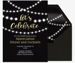 corporate dinner invite free corporate professional event invitations evite