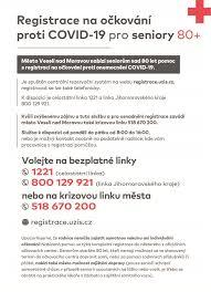Přehled vykázaných očkování v čr. Radnice Nabizi Seniorum Nad 80 Let Pomoc S Registraci Na Ockovani Proti Covid 19 Veseli Nadmoravou