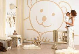 Small Picture 13 Wall Designs Decor Ideas For Nursery Design Trends