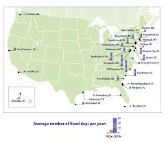 Mayport Tide Chart Climate Change Indicators Coastal Flooding Climate Change
