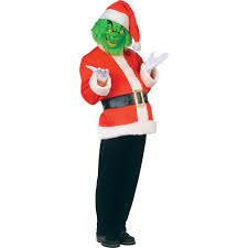 ... The Grinch Costume Deluxe