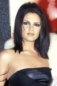 posh spice makeup. celebs wearing too much make up posh spice makeup
