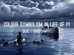 life of pi by connieyu colour symbolism in life of pi