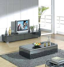 glass coffee table coffee and tv stand set uk tables stands inside tv stands coffee