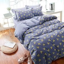 microfiber bedding set duvet geometric comforter set cotton bed sheet star panda bedding sets black and white duvet sets blue duvet cover queen from new dv