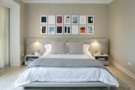 master bedroom ideas. The Lower Bed Creates More Space Giving Impression Of A Larger Master Bedroom. Bedroom Ideas
