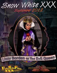 Snow White XXX Lizzy Borden as The Evil Queen Die Screaming