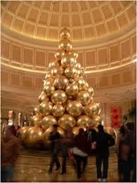 christmas tree made of balls - Google Search