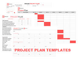 Best Project Plan Template For Excel 9 Free Word Excel