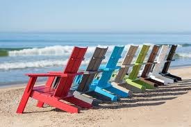 adirondack chairs on beach. Seaside Casual MADirondack Chair Shown In All 8 Colors! Adirondack Chairs On Beach