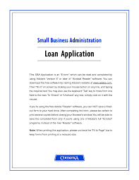 10 Best Images Of Business Loan Letter Template Business Loan