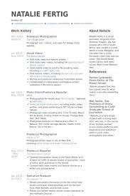 Freelance Photographer Resume Beautiful Freelance Grapher Resume