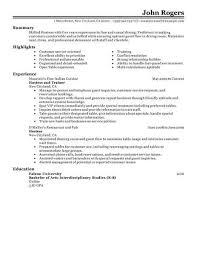 Restaurant Resume Hostess Hostess Resume