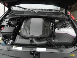 2013 Dodge Challenger R/T 5.7 Liter HEMI OHV 16-Valve VVT V8 ...