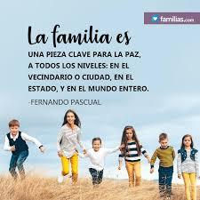Familias.com - La familia es la clave para encontrar paz. | Facebook
