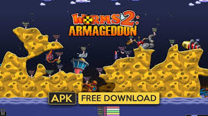 Worms 2 Armageddon Apk For Android Free Download 2019
