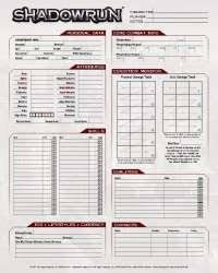 shadowrun 5 character sheet tg traditional games thread 29978746