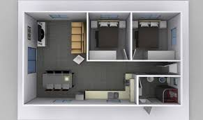 24 perfect images small flat plan