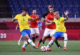 الان نتيجة مباراة منتخب مصر الأولمبي والبرازيل اليوم السبت 31 يوليو فى  اولمبياد طوكيو لحظة بلحظة - كورة في العارضة