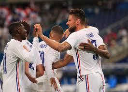 Met name rugby is populairder. De Favorieten Voor Het Ek Voetbal Belgie En Frankrijk Gooien Hoge Ogen