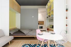 Micro Apartment Design Simple Inspiration Design