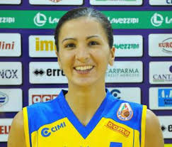 Maria Chiara Franchini, guardia del Lavezzini Basket Parma e colonna portante della Nazionale italiana femminile, Medaglia d'Oro ai Giochi del Mediterraneo ... - thumbnail.php%3Ffile%3DfranchiniRid_606662860