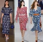Платье модные летом 2017 72