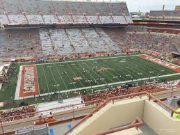 Dkr Texas Memorial Stadium Section 131 Rateyourseats Com