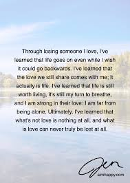 Losing Someone 24 Lessons I've Learned From Losing A Loved One 4