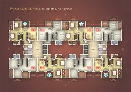 Residential Property Aundh Annexe Pune   Shree Ganesh GracelandGanesh Graceland floor plan