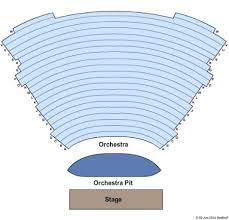 Anderson Center Seating Chart Osterhout Theater At Anderson Center For The Arts Tickets
