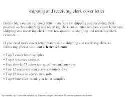Index Clerk Sample Resume Unique Shipping Marketing Manager Resume And Receiving Clerk Sample Resu