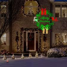 Led Red Green White Christmas Lights