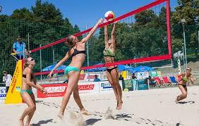 Výsledek obrázku pro beach volejbal české budějovice