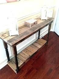 diy entryway table plans rustic entryway table entryway table plans rustic entryway table rustic entryway table