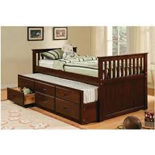 asia direct furniture. Plain Direct Large Picture Of Asia Direct 8420ESP1 Twin Captain Bed With Trundle  And Furniture C